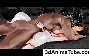 3d Manga Girl receives secured up and team-fucked -  3dAnimeTube.com