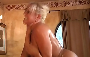 Lassie screwing his sham old lady vagina hardly