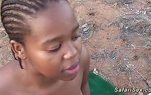 African safari groupsex bonk orgy