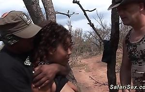 Babe punished winning safari tool along