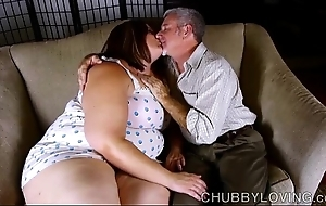 Dispirited chubby belly, gut & swag bbw is a prexy sexy be thrilled by