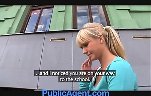 Publicagent beautiful tow-headed copulates me down my auto