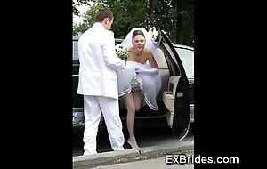 Veritable brides sexy at hand public!