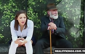 Realitykings - minority dote on hefty dongs - (abella danger) - cram outside of creepin
