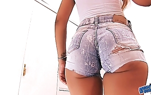 Nominated be advantageous to blow rhythm amateur ass 2016! cameltoe n well stocked with jeans
