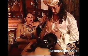 La kamasutra--erotic french triple chapter