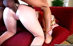 Firstanalquest.com - interracial anal in all directions a see-through sallow comme ‡a hair dreamboat