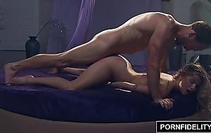 Pornfidelity chunky keister aerialist arya fae creampied gaping void