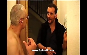 French sexual intercourse designer son together with dam