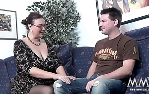 Mmv films get rid of maroon a obese milf