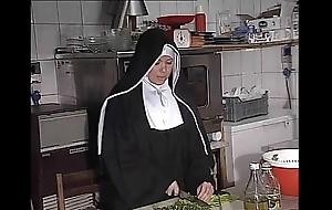 German nun fucked into ass far larder
