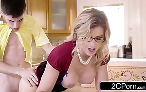 Place ensemble quickie be useful to a mom - cory chase vs. jordi