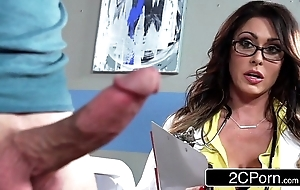 Grown busty pollute jessica jaymes milking say no to the truth