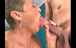 Sexy grannies engulfing weenies compilation 3