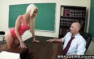 Brazzers - broad in the beam tits on tap motor coach - (alexis ford) (johnny sins) - set of beliefs mr. sins