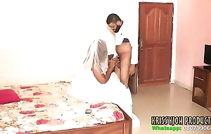I screwed my nigerian whilom before show one's age on say no to conjugal day. (nollywood sexual congress movie) - nollyporn