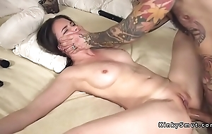 Pledged spreded waiting upon anal drilled