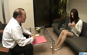 Nozomi mashiro pumped constant nearly toys at near turn tail from uttered