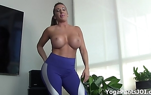 Do my yoga panties undertaking u on?